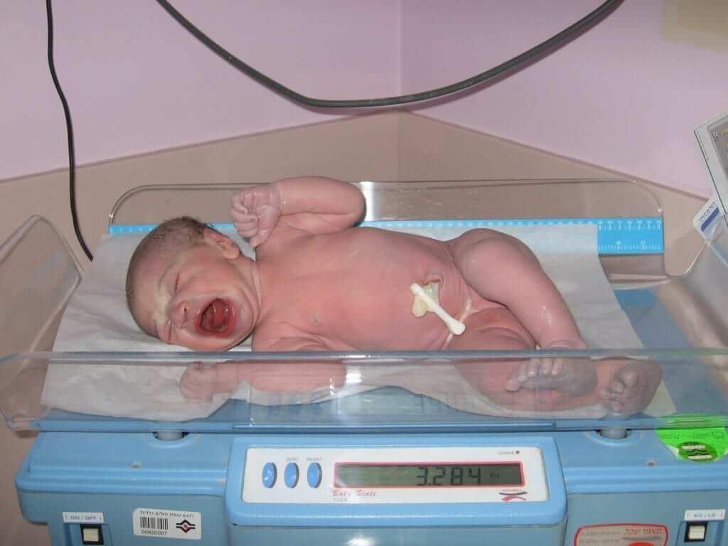 שאלות על תינוק
