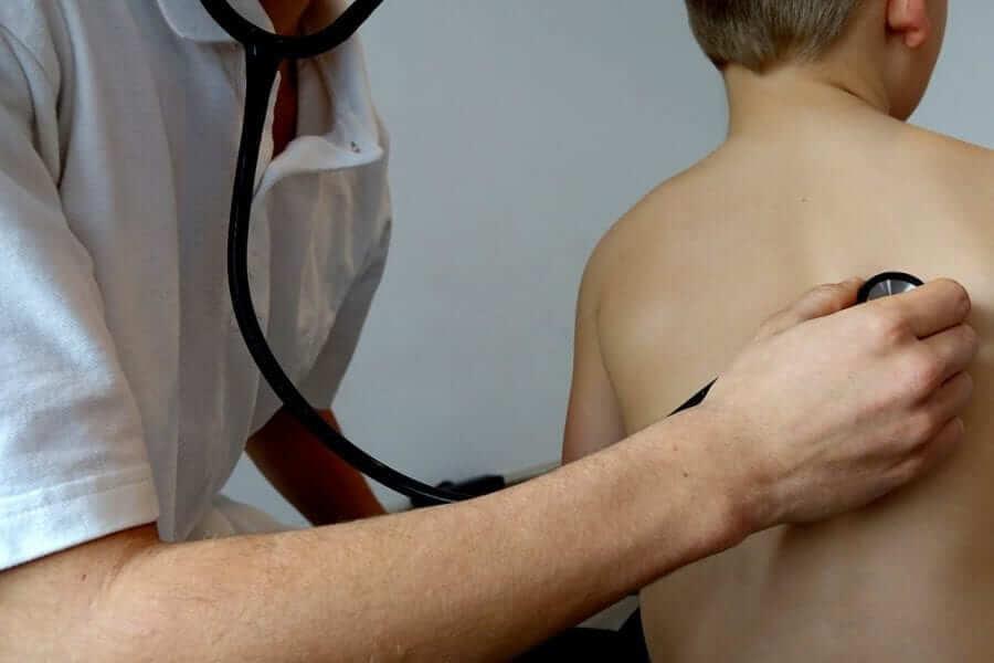 מחלות דרכי הנשימה בילדים