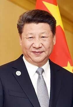 נשיא הרפובליקה העממית של סין - שי ג'ינפינג