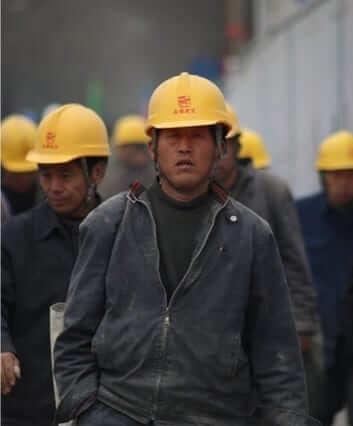 פועלים סיניים